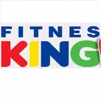 Fitnes King logo image
