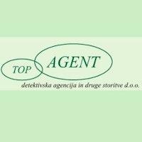 TOP AGENT, detektivska agencija in druge storitve, d.o.o. logo image