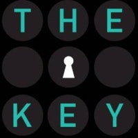The Key Escape room Ljubljana logo image