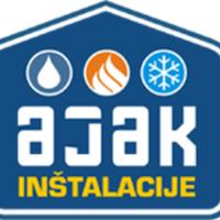 Inštalacije AJAK logo image