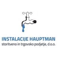 INSTALACIJE HAUPTMAN, storitveno in trgovsko podjetje, d.o.o. logo image