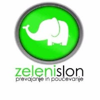 ZELENI SLON prevajanje in poučevanje, LUKA HRVATIN S.P. logo image