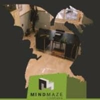 Escape room MindMaze Ljubljana logo image