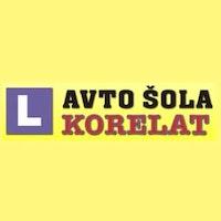 KORELAT avtošola in druge storitve d.o.o. Ljubljana logo image